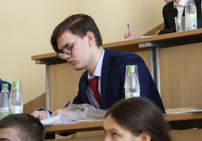 Выпускник лицея № 1 Илья СУМЕРНИКОВ — получатель гранта Президента РФ