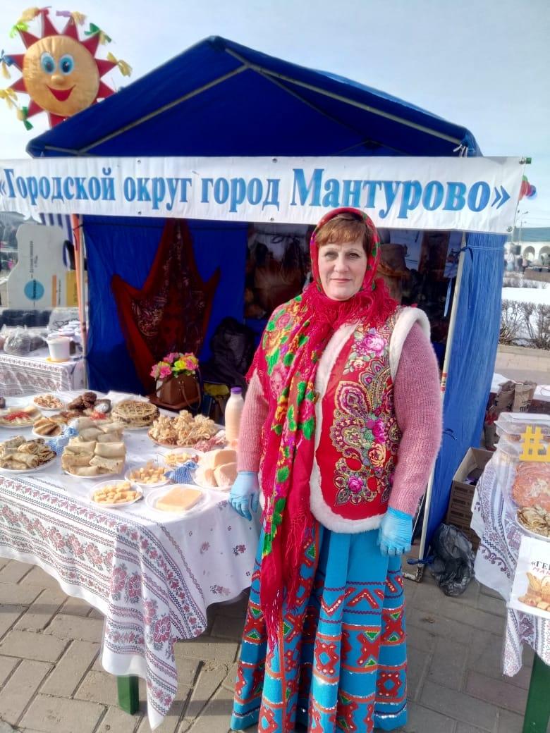 Мантуровские работники культуры достойно представили округ в Костроме