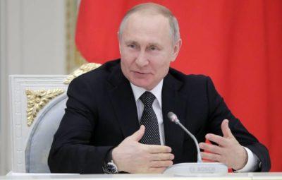 Владимир Путин подчеркнул важность каждого голоса за поправки в Конституцию