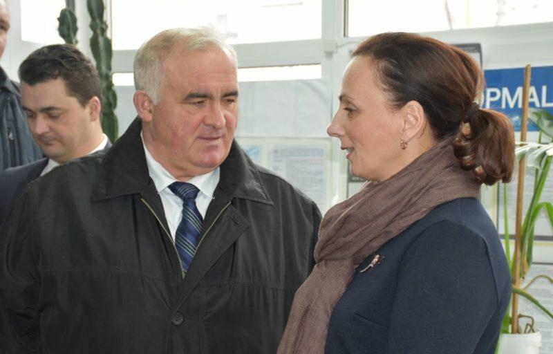 Губернатор Сергей Ситников с рабочей поездкой — в Мантурове