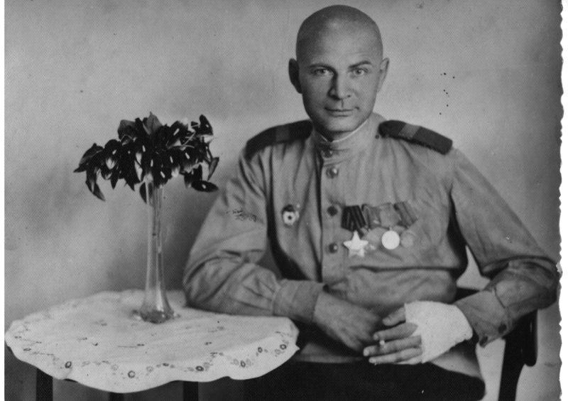Ольга Логинова: «Папа ни слова о войне не говорил»