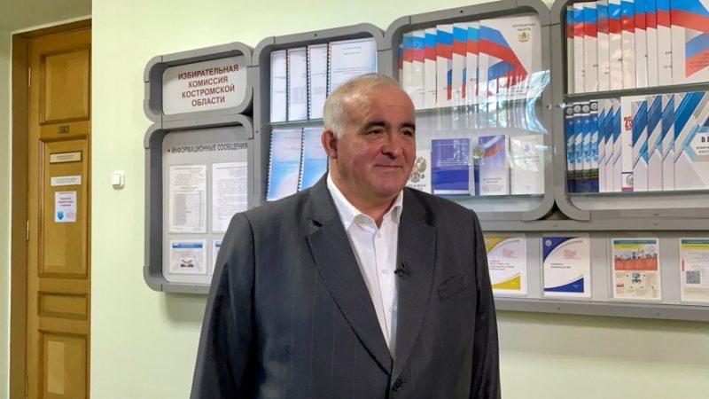 Сергей Ситников: для меня принципиально важно быть поддержанным моими земляками