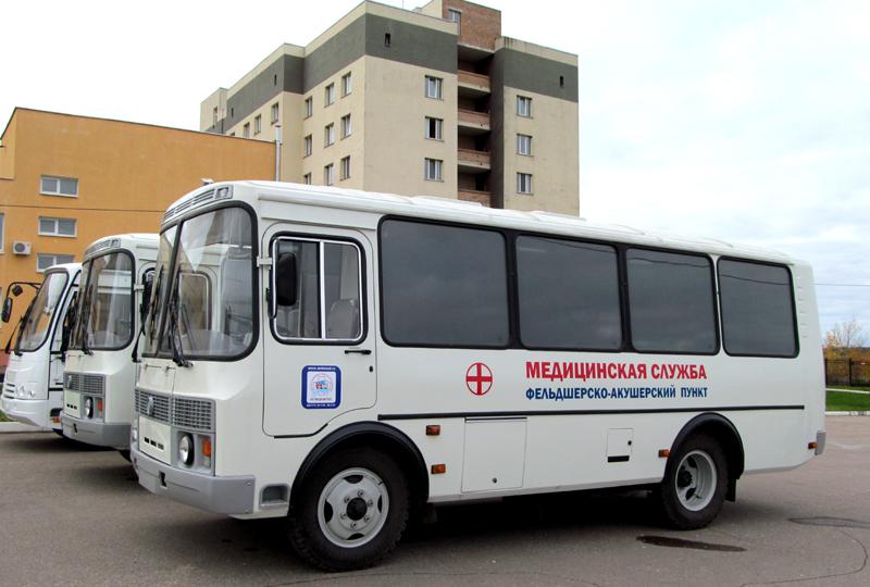 Здравоохранение: Медпомощь на колёсах