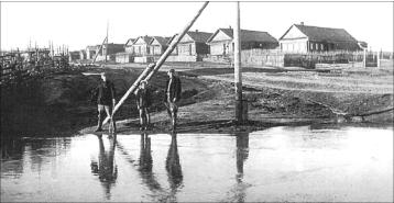 Память сильнее времени: Деревня Погорелка