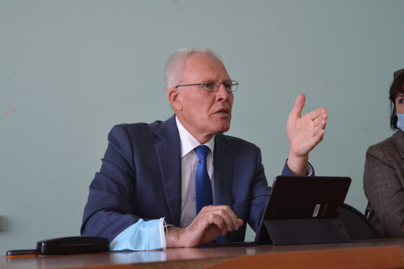 Визиты: Омбудсмен по правам  пенсионеров — в Мантурове