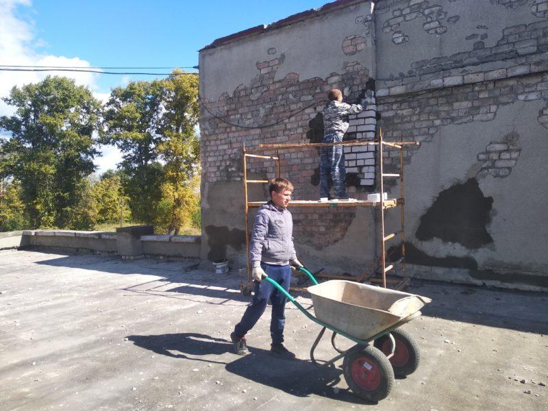 Город сегодня: Фасад «Горизонта» требует  креативных идей