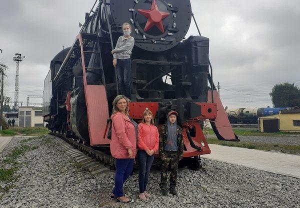 Дети  из замещающих семей г.о. г. Мантурово Костромской области побывали на экскурсии в Шарье