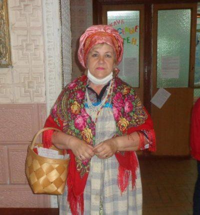 Костромская область: Ирина Ширкина — победитель конкурса «Севская частушка»