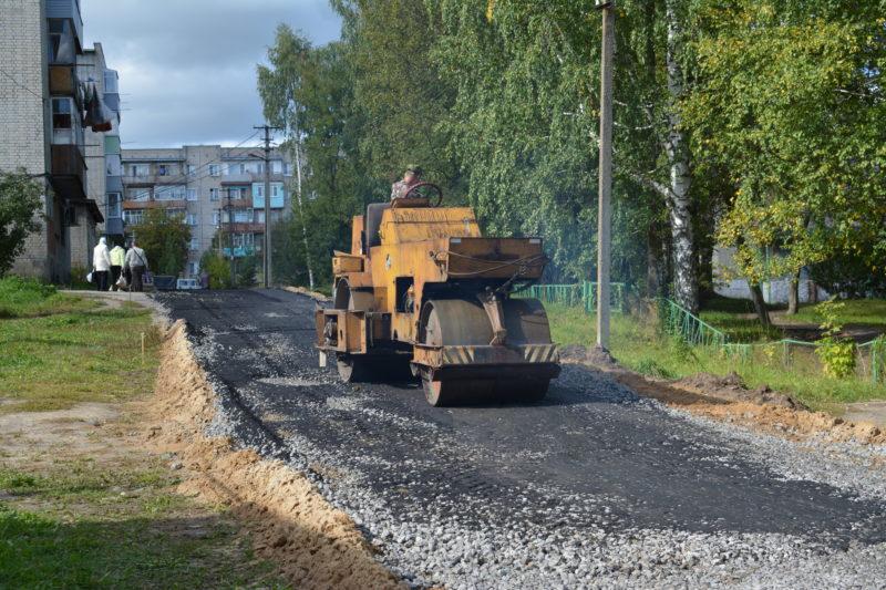 Костромская область: качественным дорогам — быть!