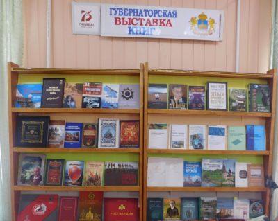 «Губернаторская библиотека» ждёт своих читателей