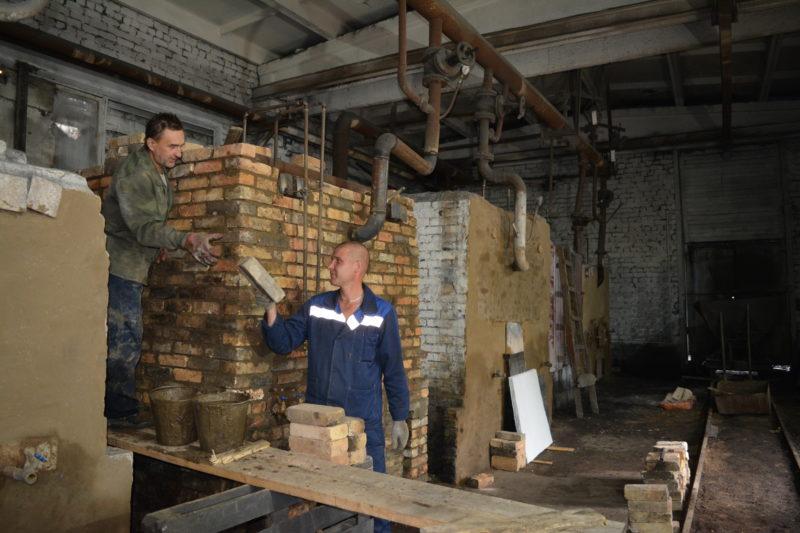 Подготовка к ОЗП: Николай ШАБРОВ: «Тепло в зданиях — гарантируем»