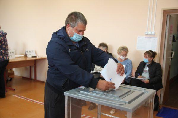 Избирательный участок № 352: «Ждём хорошей явки!»