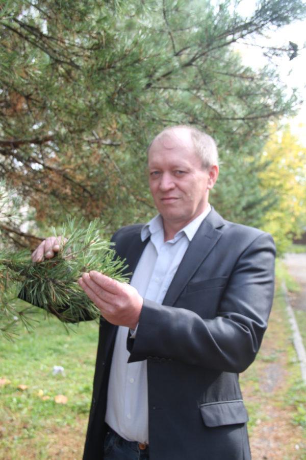 Хранитель природы: Александр СМИРНОВ:  «В лесу жизнь идет по-другому»