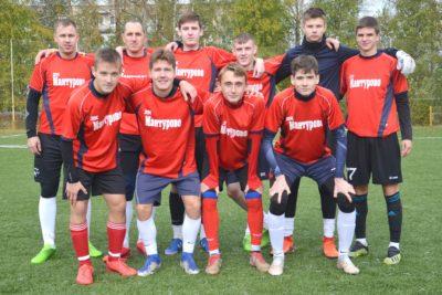 Мантуровский «Спартак» стал абсолютным чемпионом Костромской области по футболу