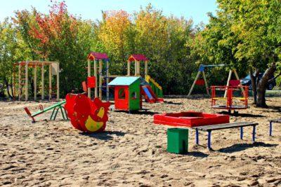 «Местные инициативы» Костромской области: Новые детские площадки