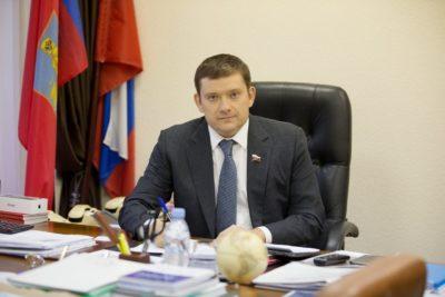 Сенатор от Костромской области Николай Журавлев избран вице-спикером Совета Федерации