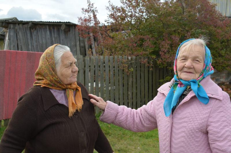 Память сильнее времени: Медведица — одна из  отдалённых деревень нашего края