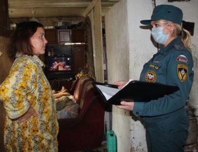 Пожарная безопасность в Костромской области на особом контроле