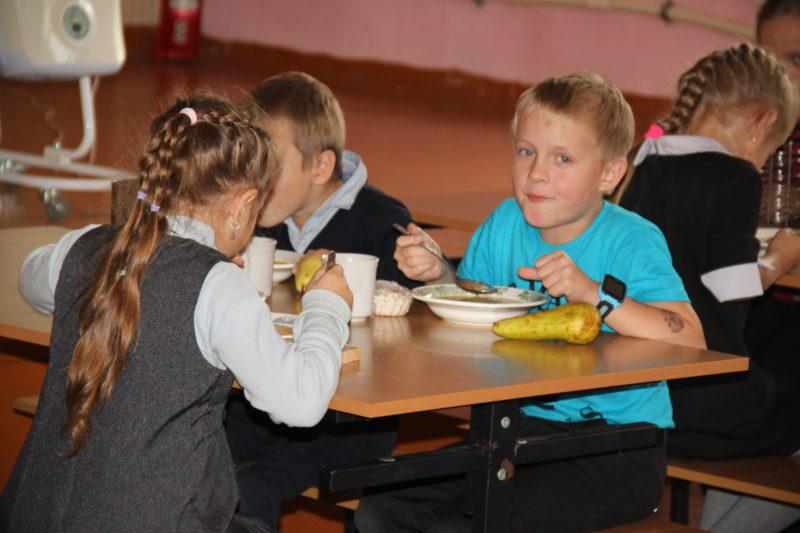 В рамках НП «Образование»: В Костромской области школьное питание —  под строгим контролем