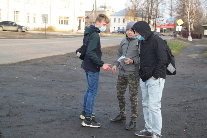 Волонтёрство в Костромской области: Медицинская маска поможет избежать заболевания