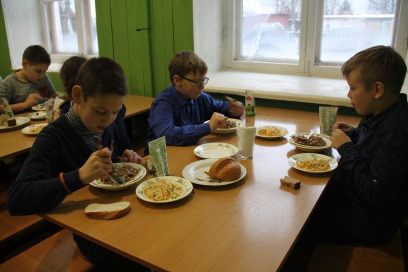 НП «Образование»: Школьный обед — вкусный и полезный