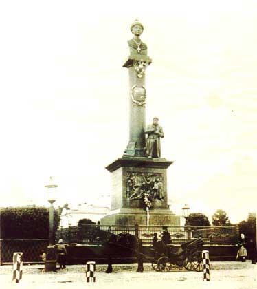Иван Ивков: Я поддерживаю идею восстановления данного памятника