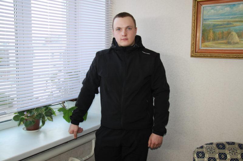 Служу России: Артём МАЛЫШЕВ, житель Костромской области: «Я понял, что армия — это моё»