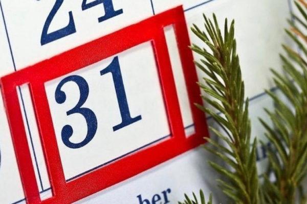 Президент поддержал инициативу единороссов об объявлении 31 декабря выходным днём