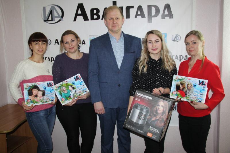 Подводя итоги: Победители получили  замечательные подарки