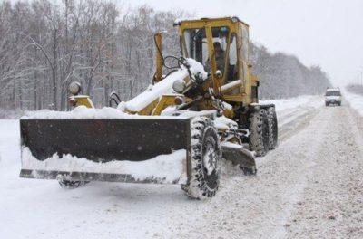 Сергей Ситников поручил дорожным службам региона перейти на усиленный режим работы.