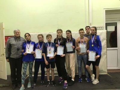 Мантуровские легкоатлеты покоряют вершины пьедестала