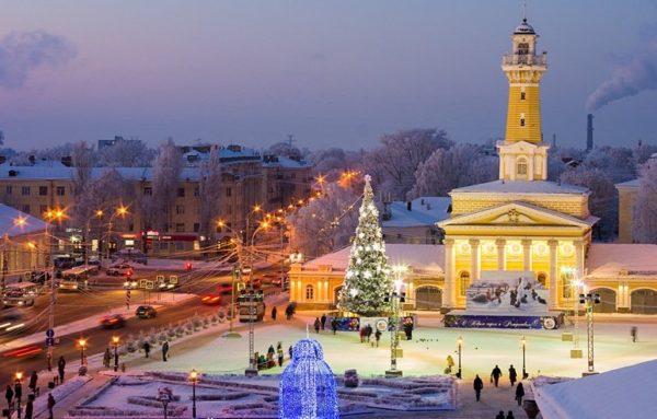 Ровно полвека назад в России был открыт туристический маршрут «Золотое кольцо»