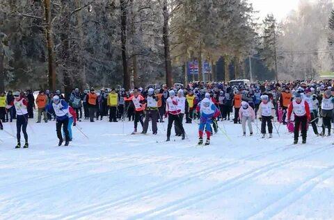 «Лыжня России — 2021»