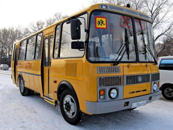 Автопарки школ обновляются