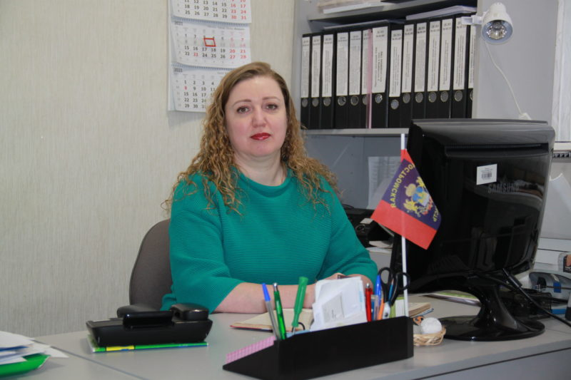 Актуальное интервью: Лидия Иванова: «На пост главы городского  округа претендуют 5 кандидатов»