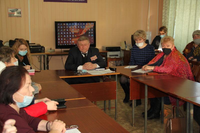 Визиты: Дмитрий БОДРИН: «Нас ничем  не испугать и не сломить»