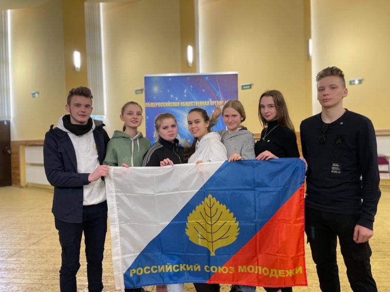 Молодёжь offline: Мантуровские волонтёры —  среди лучших в области