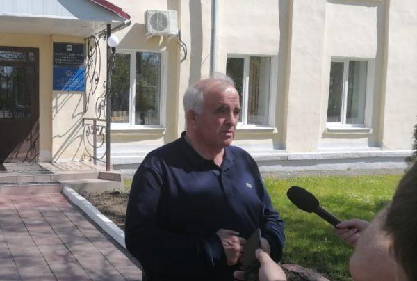 Сергей Ситников: пострадавшим от непогоды людям будет оказана необходимая помощь