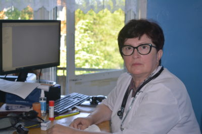 НП «Здравоохранение»: Ольга Серова: «Вакцинация — это спасение!»