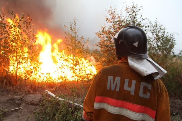 В Костромской области сохраняется высокий класс пожарной опасности
