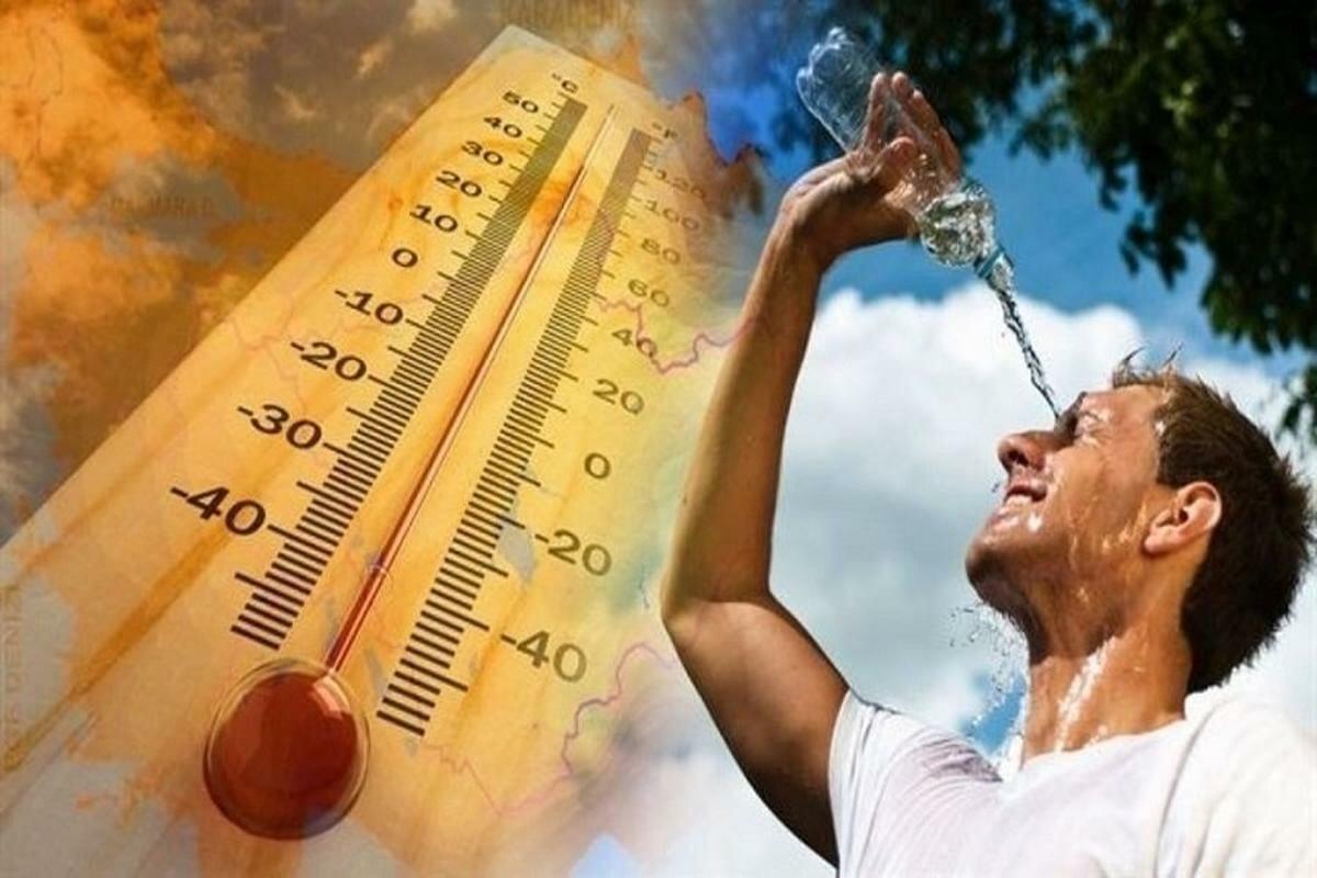 В Костромской области сохраняется аномально жаркая погода