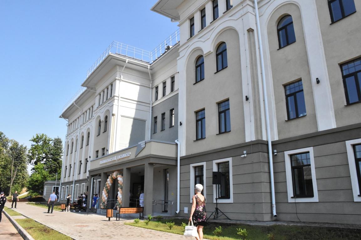 Открывшийся в Костромской области онкологический центр соответствует мировым стандартам
