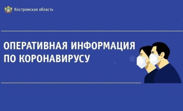 В Костромской области в реанимации находятся 15 пациентов с COVID-19