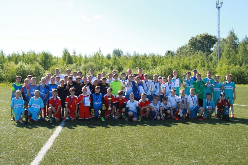 Спорт — норма жизни: Главное, ребята, — играть в футбол!