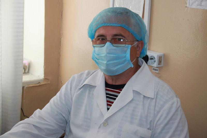 Крупным планом: Владимир ПЕТУХОВ: «Мы обязательно победим этот вирус»