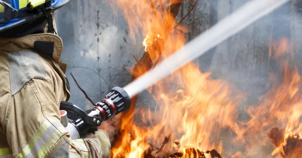 В Костромской области прогнозируется самый высокий, 5 класс пожарной опасности