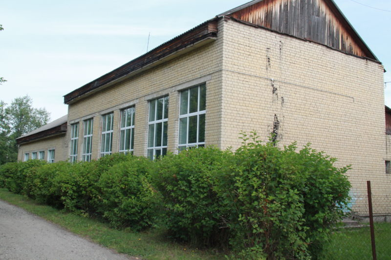 Наш курс — на развитие: Исполнение поручений губернатора:  спортзал пятой школы будет отремонтирован