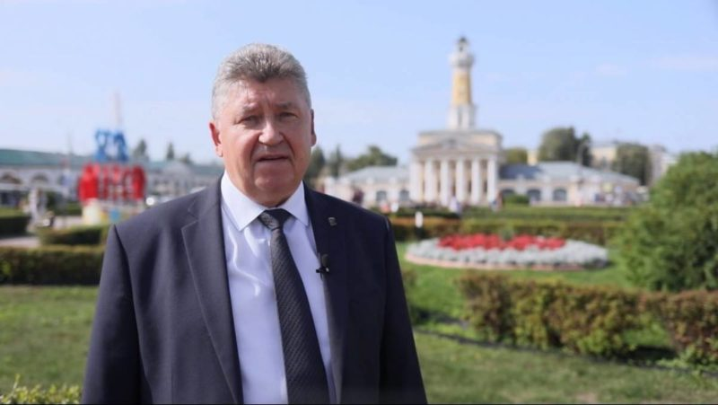 Алексей Анохин поблагодарил костромичей за активное участие в составлении народной программы «Единой России»