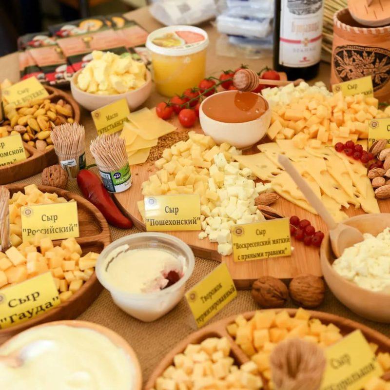 Лучшим сыром России стал мягкий козий из Костромы