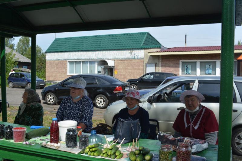 Август в городе: Мини-рынок: лицом к горожанам